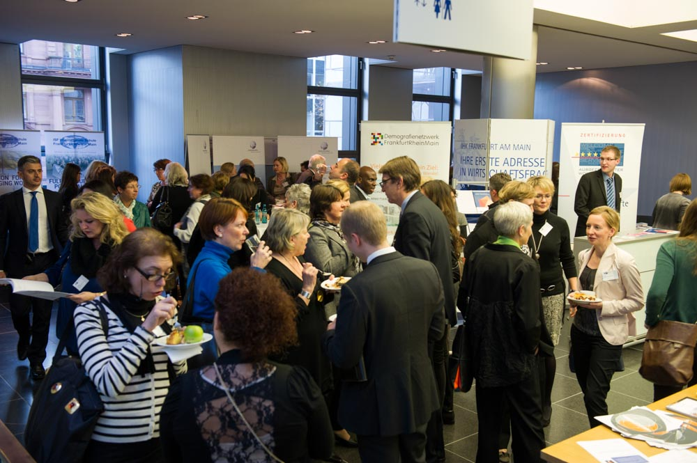 Global Mobility in Frankfurt/M, IHK Frankfurt/M, 21.11.2014